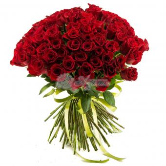 Букет из 155 роз