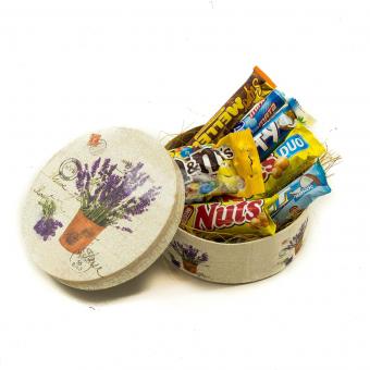 Коробочка сладостей