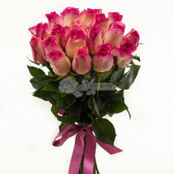 Букет из 19 Эквадорских роз